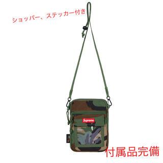 シュプリーム(Supreme)のsupreme Utility Pouch wood land camo(ショルダーバッグ)
