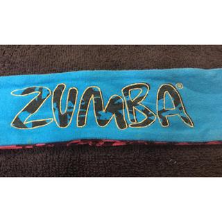 Zumba - ZUMBA☆ズンバ☆ヘアバンド☆ほぼ新品☆