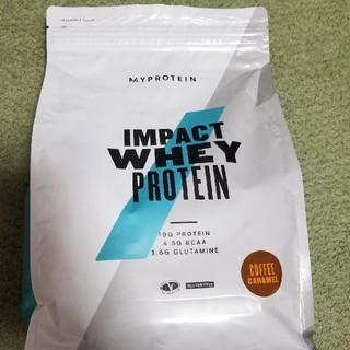 マイプロテイン(MYPROTEIN)の[新品・未開封]マイプロテイン ホエイ コーヒーキャラメル 2.5キログラム(プロテイン)