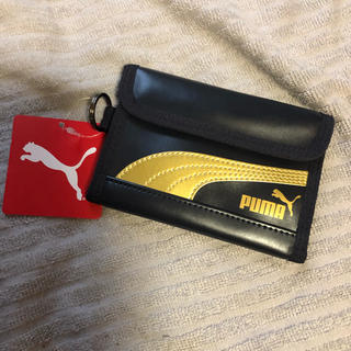 PUMA - PUMA タグ付き 財布