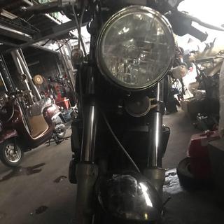 ヤマハ - xjr400 4hm 事故車