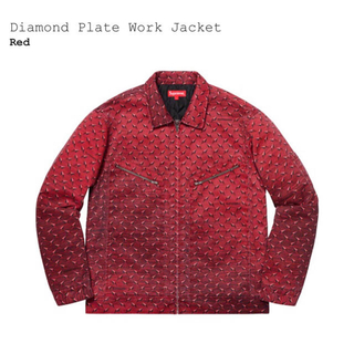 Supreme - ※Diamond Plate Work Jacket COLOR/STYLE