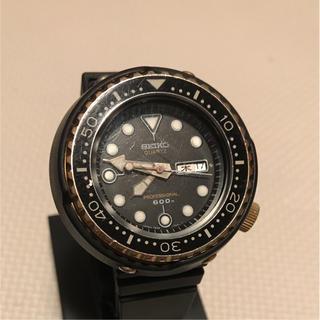 セイコー(SEIKO)のseiko ダイバー チタン 600m クォーツ 7549-7000(腕時計(アナログ))