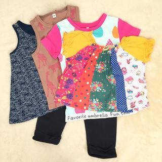 ユニクロ(UNIQLO)の子供服 まとめ売り サイズ80-90(その他)