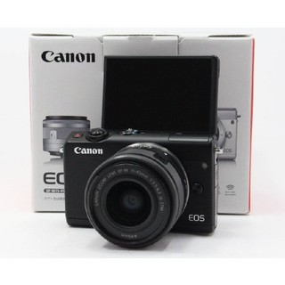 Canon - Canon  EOS M100  レンズキット(ブラック)
