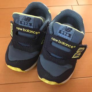 ニューバランス(New Balance)のニューバランス996 12.5㎝靴(スニーカー)