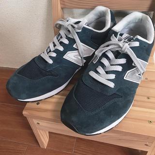 New Balance - 美品!ニューバランス996 ネイビー 26cm