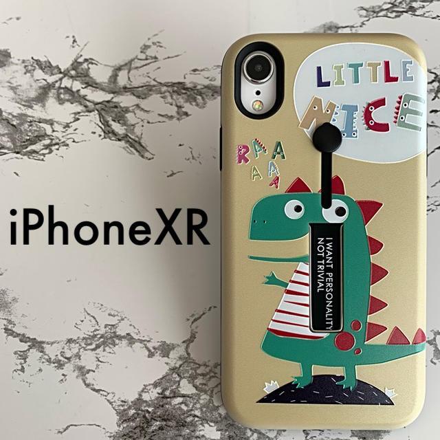 iPhoneXR専用 ケースカバー 恐竜の通販 by ⚠️17日〜23日は発送お休みです。即購入OK❣️|ラクマ