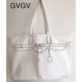 ジーヴィジーヴィ(G.V.G.V.)の【G.V.G.V  KEN&YUTA】コラボ トートバッグ(トートバッグ)
