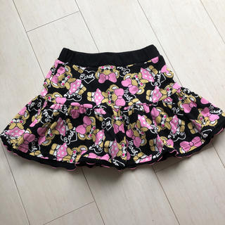 アースマジック(EARTHMAGIC)のリバーシブル スカート 130cm(スカート)