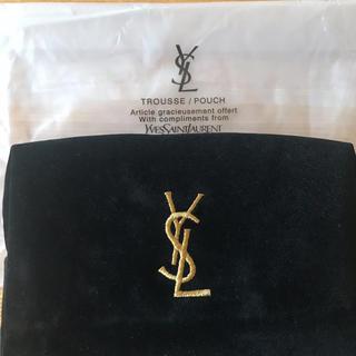 イヴサンローランボーテ(Yves Saint Laurent Beaute)のブランドポーチ(ポーチ)