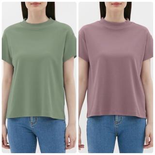 ジーユー(GU)のGU スムースT 二枚セット(Tシャツ(半袖/袖なし))