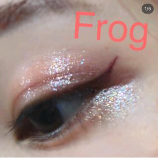 colourpop - ラスト【神色!】新品colourpop 人気色【Frog】