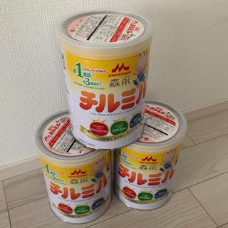 モリナガニュウギョウ(森永乳業)のチルミル3缶セット(その他)