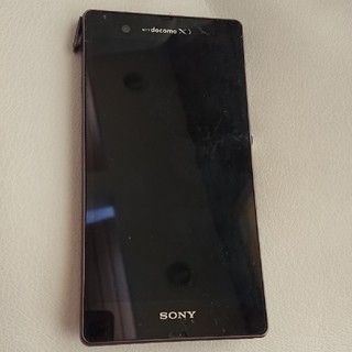 SONY -  XPERIA so-02E ジャンク