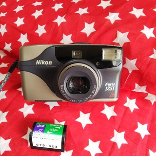 ニコン(Nikon)のNikon nuvis125i(フィルムカメラ)
