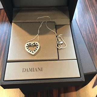 ダミアーニ(Damiani)のダミアーニ  ベルエポック サファイア ネックレス(ネックレス)