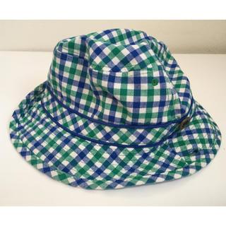 マザウェイズ(motherways)のマザウェイズ 子供  男の子 帽子 56センチ 2WAY(帽子)
