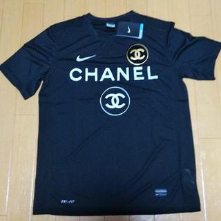 NIKE - NIKE × CHANEL Tシャツ ブラック
