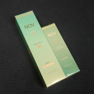 ノブ(NOV)のNOVシリーズセット(化粧水 / ローション)