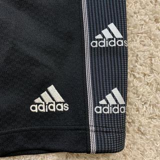 アディダス(adidas)のメンズ アディダス黒 ハーフ L(その他)