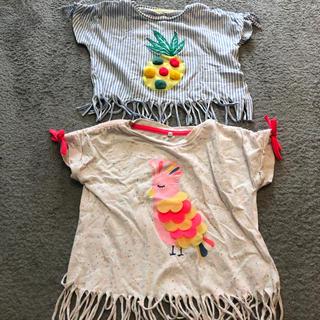 ザラキッズ(ZARA KIDS)のマークスアンドスペンサー Tシャツ 2枚セット(Tシャツ/カットソー)