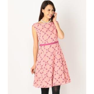 TOCCA - 美品♡TOCCA♡OSMANTHUSドレス/ピンク系size6