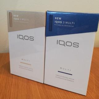 IQOS - iQOSアイコス3マルチ2台。