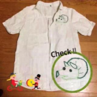 リベットアンドサージ(rivet & surge)の恐竜のシャツ(Tシャツ(半袖/袖なし))