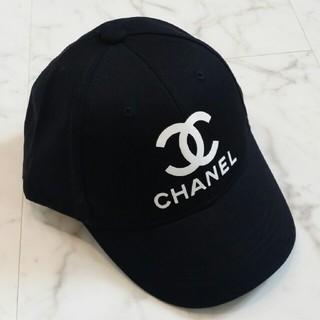 CHANEL - CHANEL ロゴ キャップ