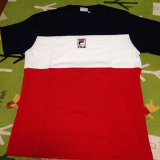 フィラ(FILA)のFILATシャツM(Tシャツ/カットソー(半袖/袖なし))