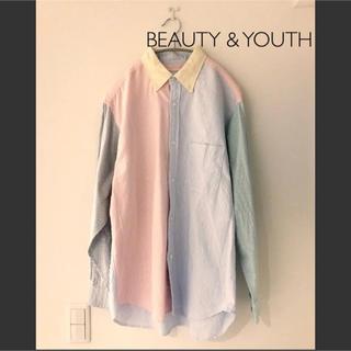 ビューティアンドユースユナイテッドアローズ(BEAUTY&YOUTH UNITED ARROWS)のBEAUTY & YOUTH / ビューティアンドユース  長袖シャツ (シャツ)