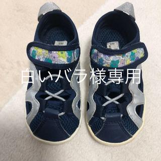 ブランシェス(Branshes)の子供靴  サンダル 15センチ 美品(サンダル)