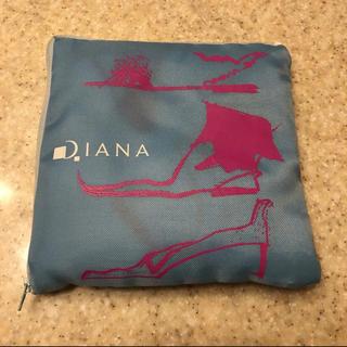 ダイアナ(DIANA)のダイアナ DIANA ブルー×ピンク ブランケット(おくるみ/ブランケット)