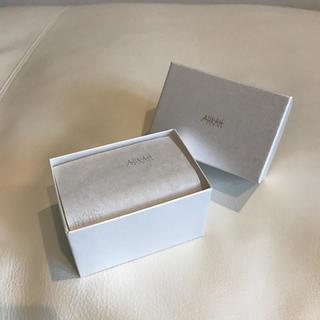 アーカー(AHKAH)のAHKAH  プレゼントBOX(ショップ袋)