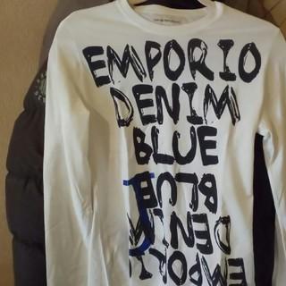 エンポリオアルマーニ(Emporio Armani)のEMPORIO ARMANI 長袖 Tシャツ【送料込み】(Tシャツ/カットソー(七分/長袖))