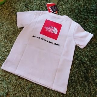 THE NORTH FACE - 新品 ノースフェイス キッズ 120 ロゴ Tシャツ