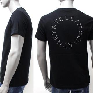 ステラマッカートニー(Stella McCartney)のステラマッカートニー半袖TシャツブラックXS新品未使用タグ付き(Tシャツ/カットソー(半袖/袖なし))