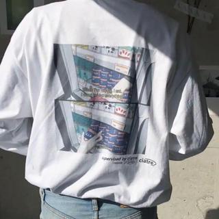 Supreme - ciatre tシャツ ロンT
