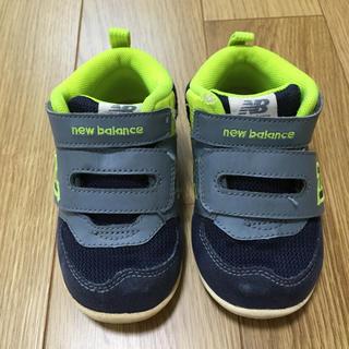 ニューバランス(New Balance)のニューバランス13.5cm(スニーカー)