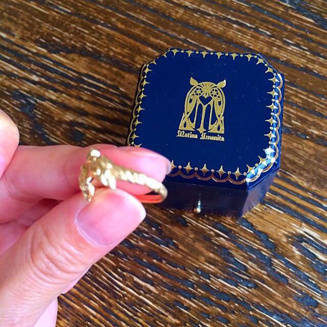 sretsis ポニーキスリング レディースのアクセサリー(リング(指輪))の商品写真