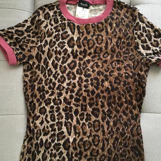 ドルチェアンドガッバーナ(DOLCE&GABBANA)のD&G 半袖Tシャツ(Tシャツ(半袖/袖なし))