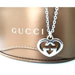 de3aecbd5ad9 グッチ(Gucci)のGUCCI/グッチ ラブリーインターロッキング ネックレス/ペンダント(ネックレス