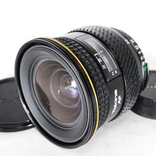ニコン(Nikon)の❤超広角レンズ!!❤Nikon ニコン用 Tokina AF 20-35mm(レンズ(ズーム))