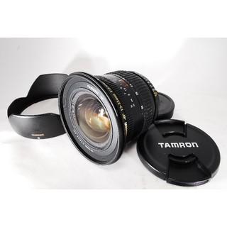 ニコン(Nikon)の❤キレイ♪超広角レンズ❤Nikon ニコン用TAMRON  AF 19-35mm(レンズ(ズーム))