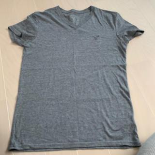 アメリカンイーグル(American Eagle)のアメリカンイーグル グレー(Tシャツ/カットソー(半袖/袖なし))