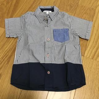 グローバルワーク(GLOBAL WORK)の半袖シャツ(Tシャツ/カットソー)