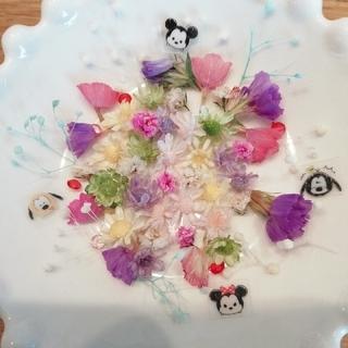 ミッキーマウス(ミッキーマウス)の♬セール♬ハーバリウム花材 ボールペン(プリザーブドフラワー)