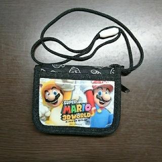 マリオ 3Dワールド 財布☆