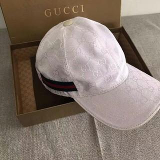 Gucci - 送料込みgucci グッチ キャップ